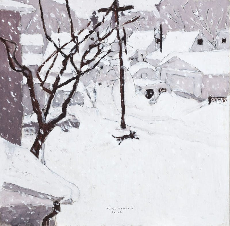 The City, Mid Winter Image 1