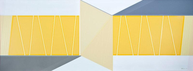 Yellow Dynamic II Image 1
