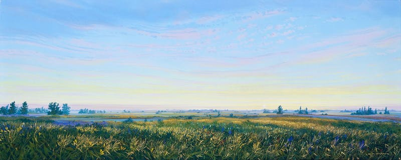 Prairie Sunrise Image 1