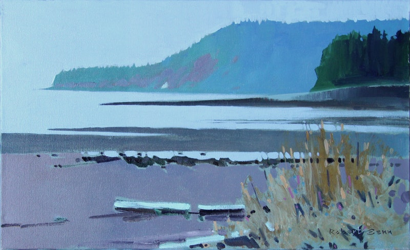 On the Bay of Fundy