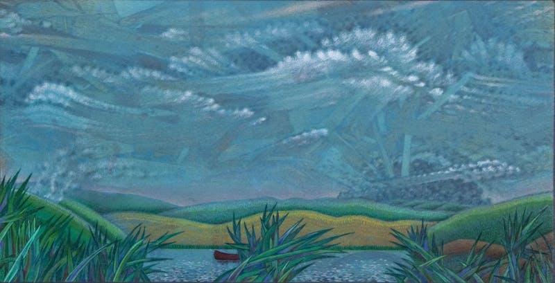 Blue Pond Image 1