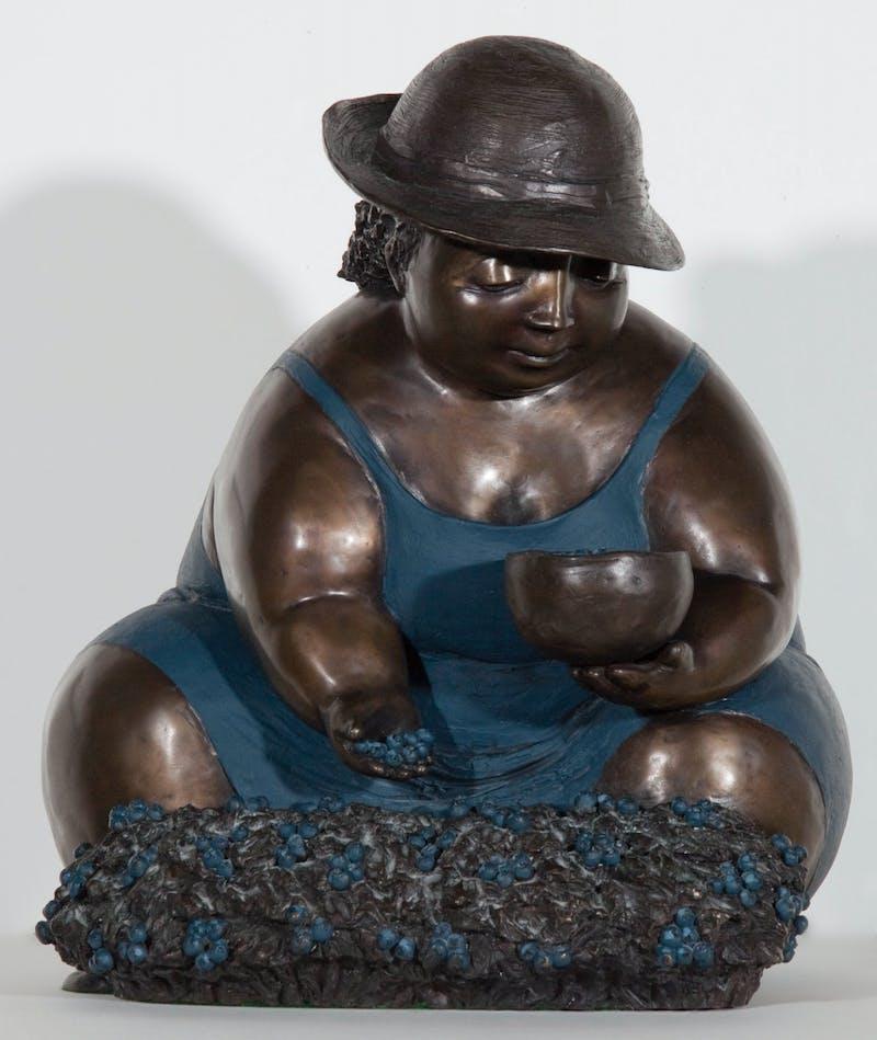 Blueberry Lady 1/1 Image 1