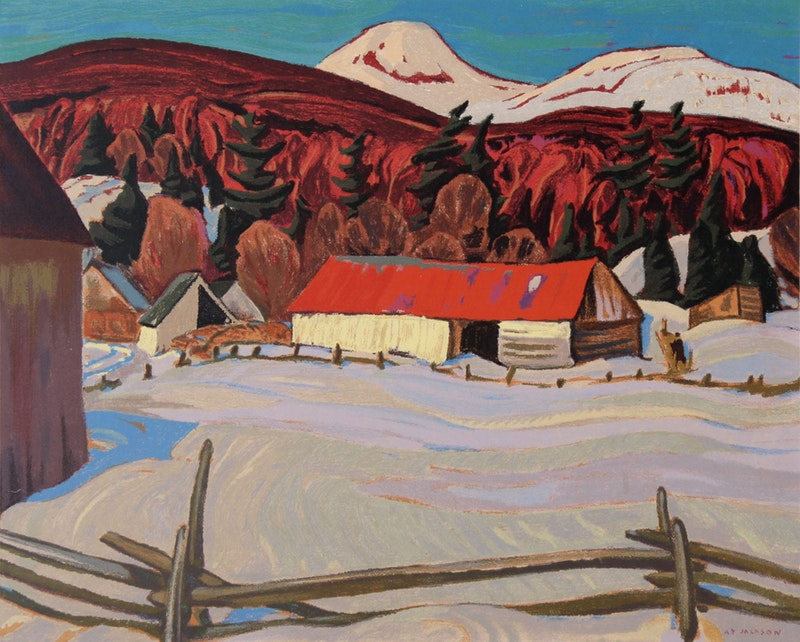 Untitled - The Red Barn