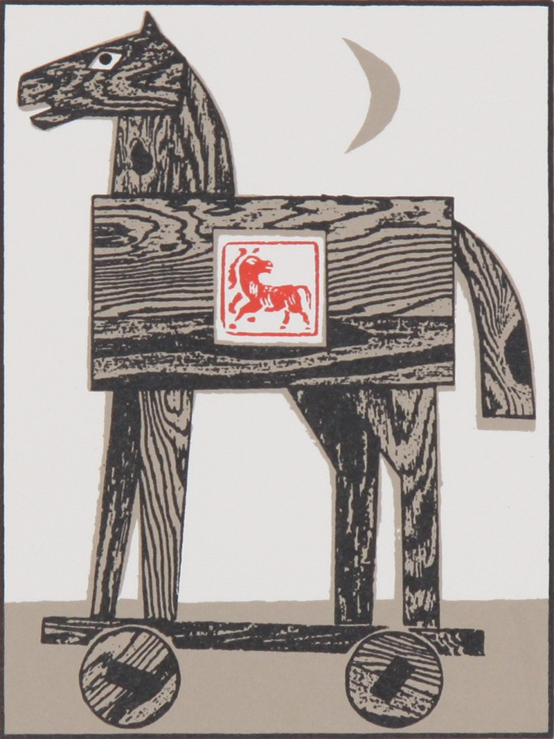 Year of the Horse 50/50 Image 1