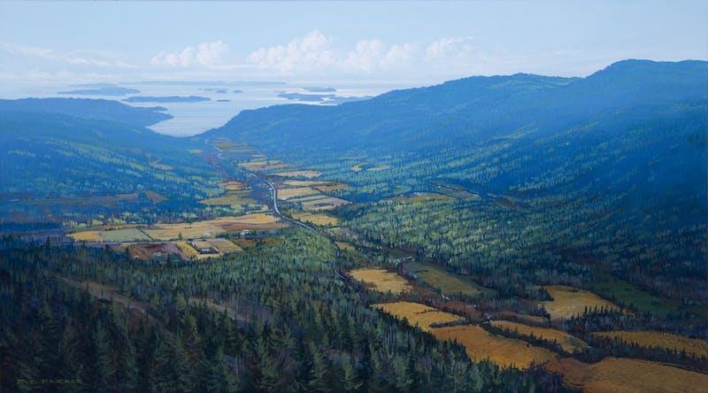 Fulford Valley, Salt Spring Island, B.C. Image 1