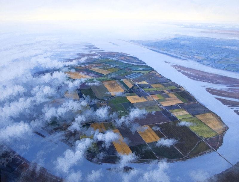 Fraser River Delta (Westham Island) Image 1