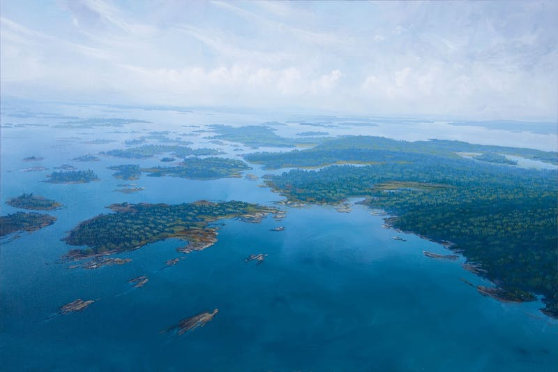 The Bay, Georgian Bay Ontario