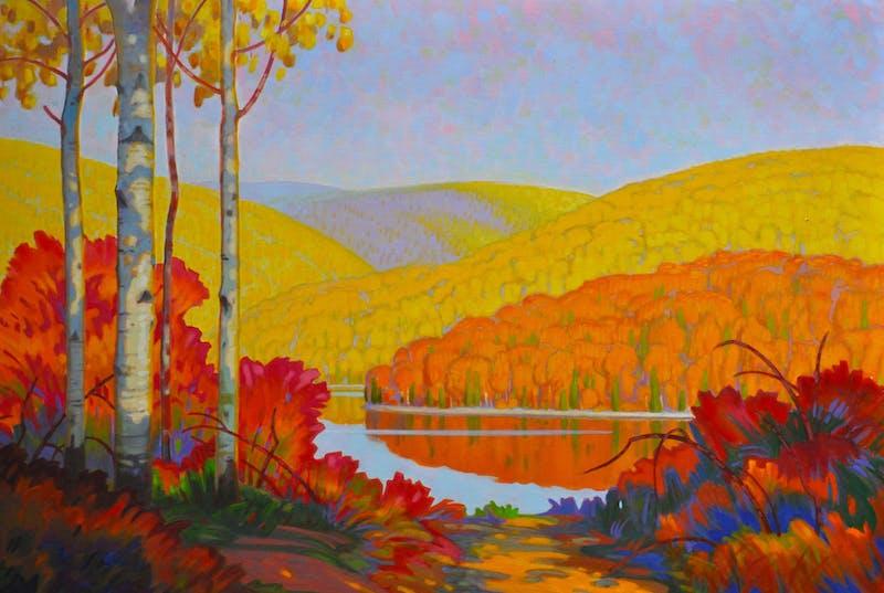 Polychrome Lake Image 1