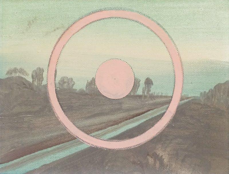 Sightline (Pale Pink Line) Image 2