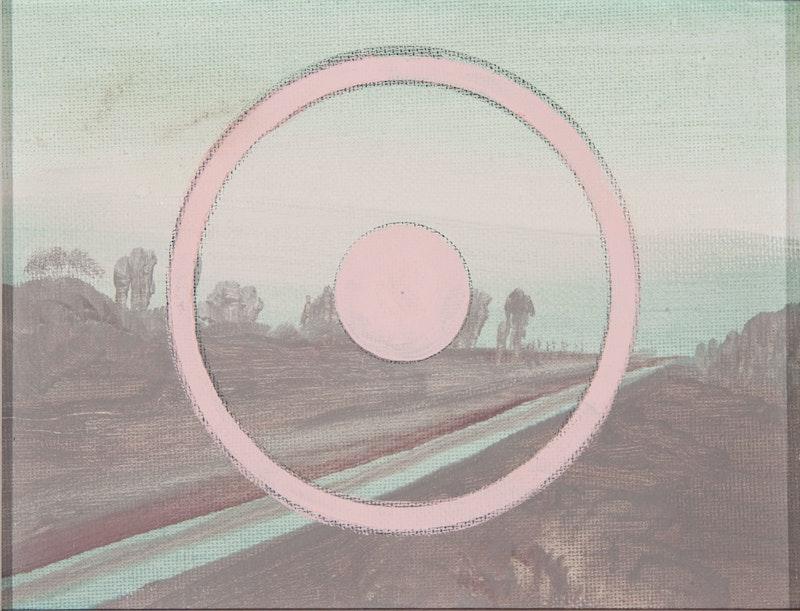 Sightline (Pale Pink Line)