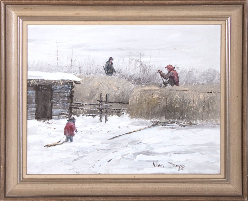 Putting Hay on Haystack Image 2