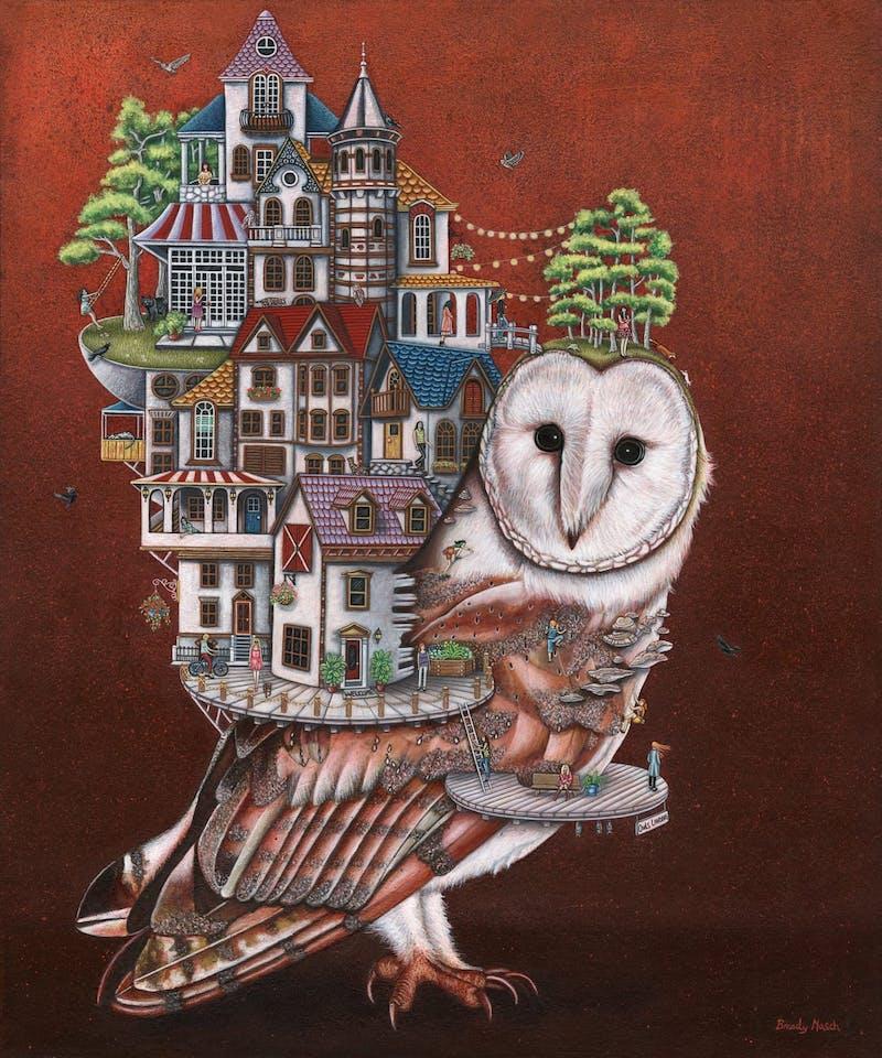 Owls Landing Image 1