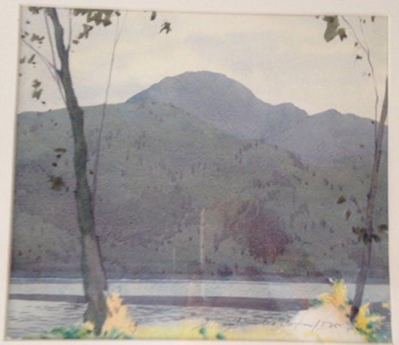 Mt. Orford, Lake Memphremagog Image 2
