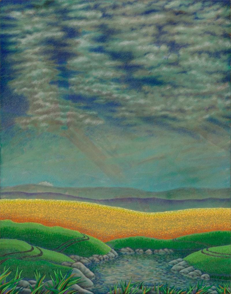 Big Pond (Triptych) Image 2