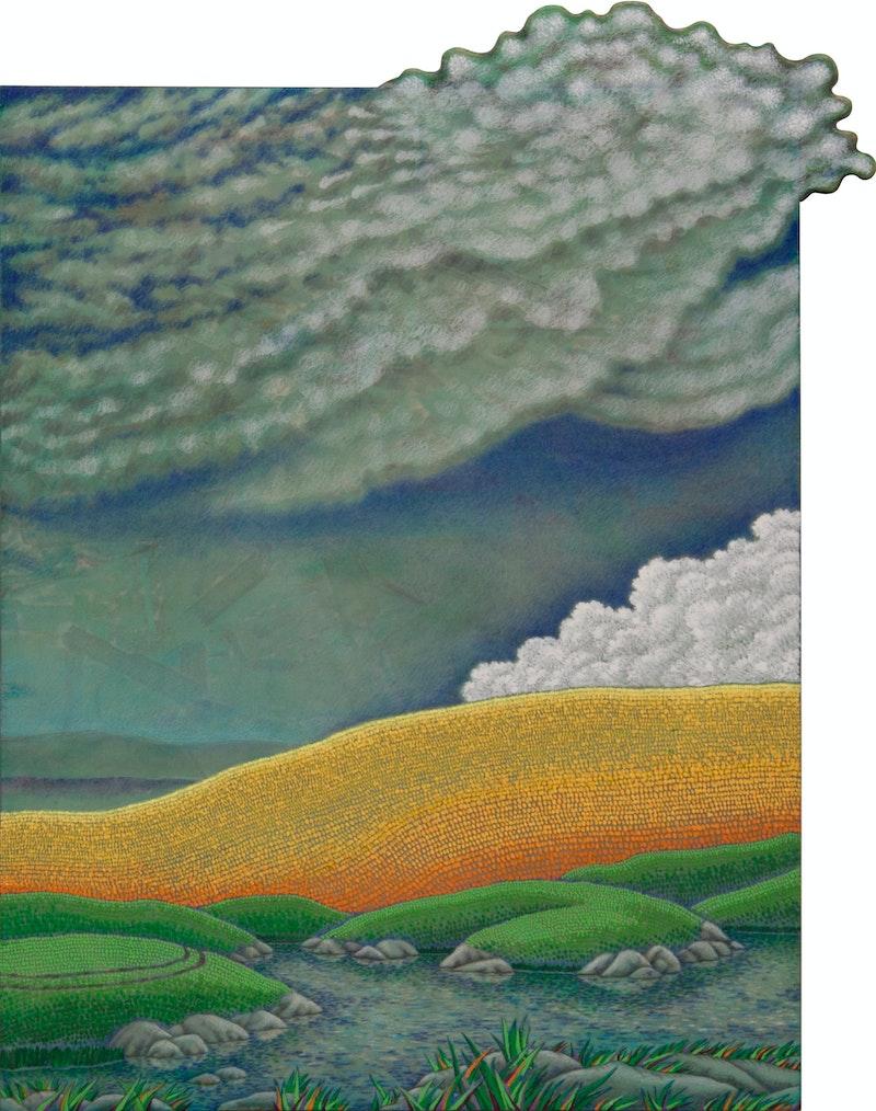 Big Pond (Triptych) Image 3