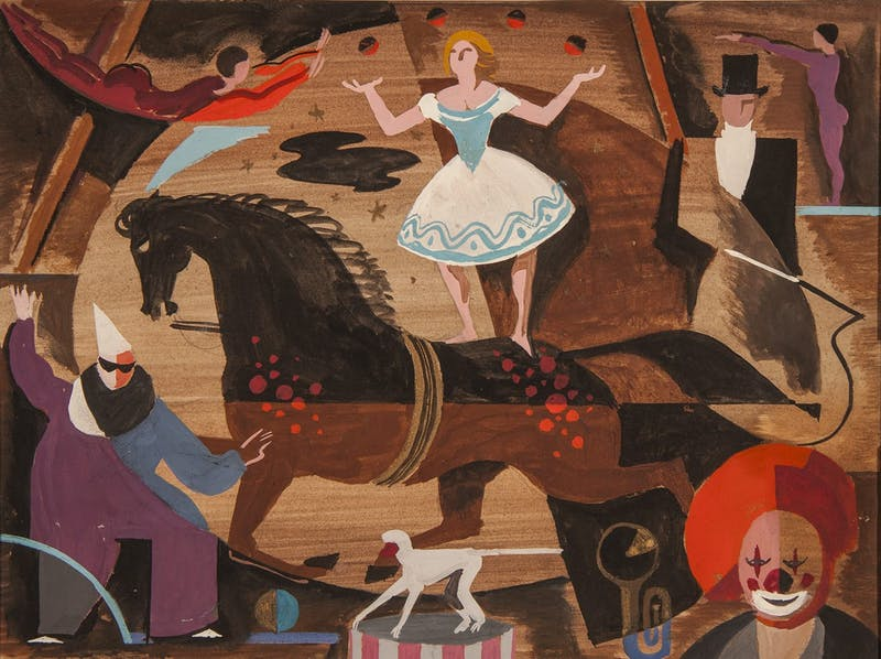 Circus Theme Image 1