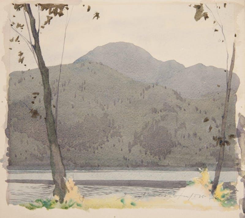 Mt. Orford, Lake Memphremagog Image 1