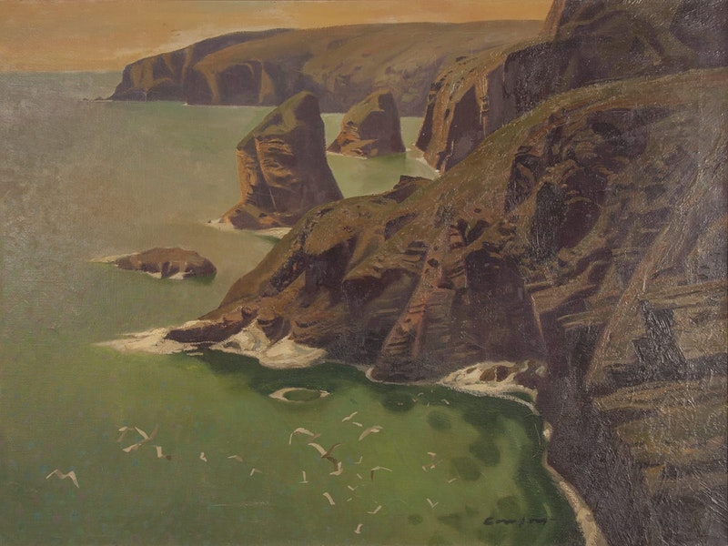 The Cornish Coast Image 1