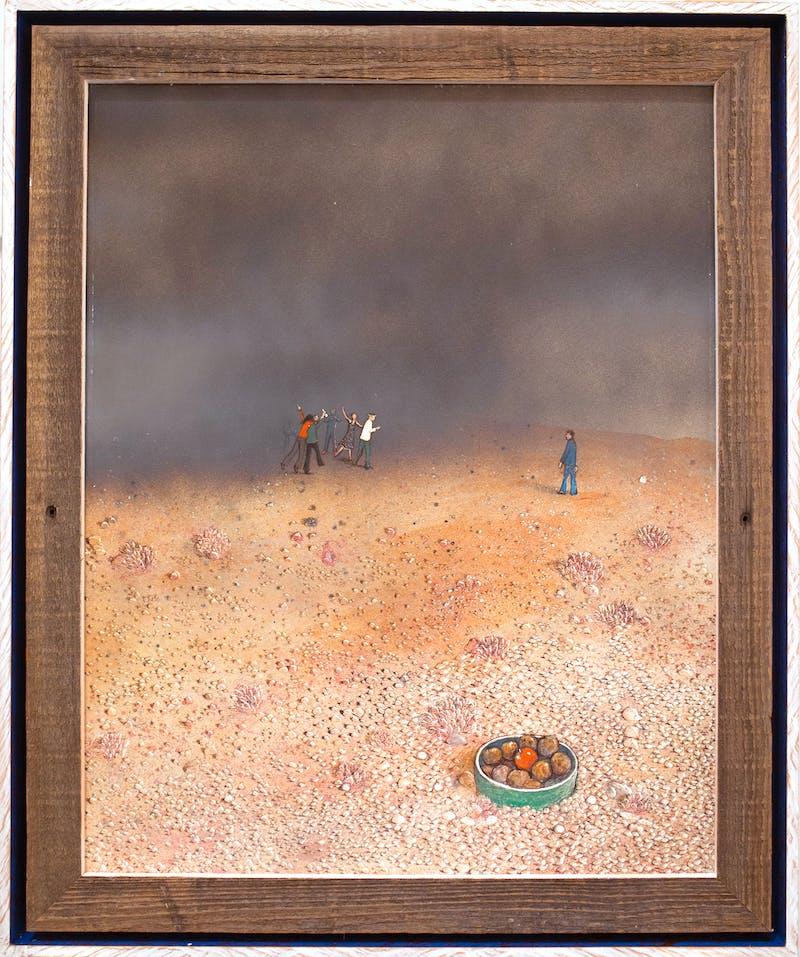 Temptation in the Desert (Bad Companions) Image 3
