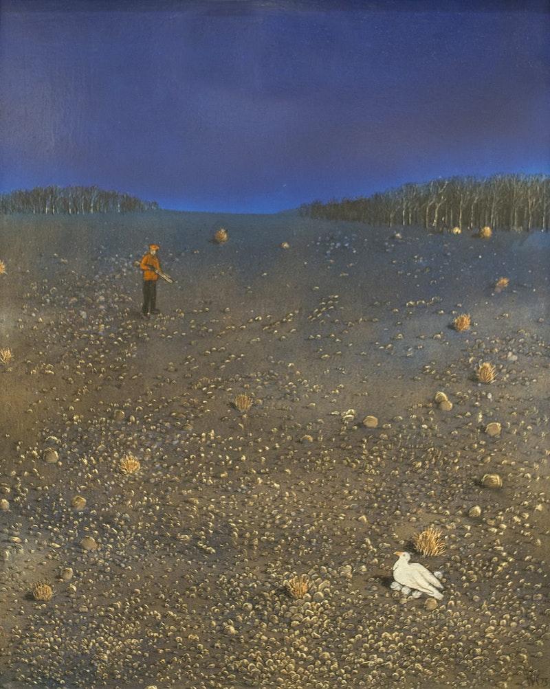 Temptation in the Desert (The Killing Instinct)