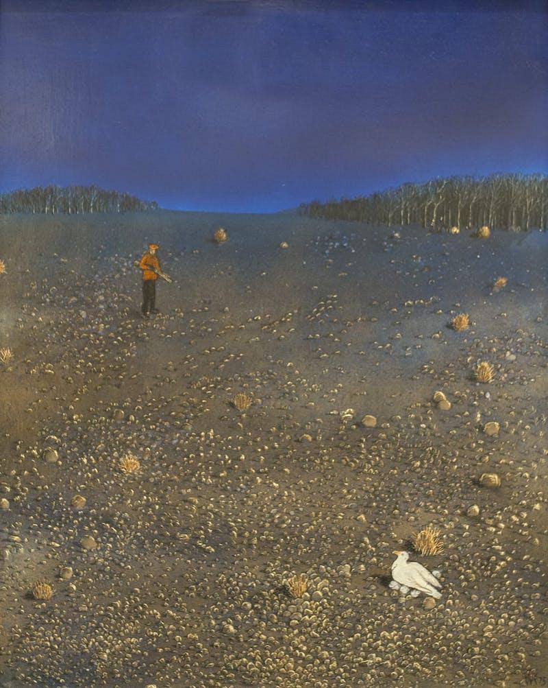 Temptation in the Desert (The Killing Instinct) Image 1
