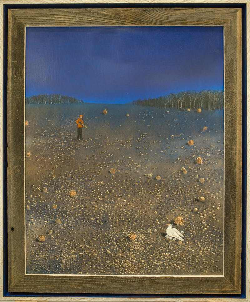 Temptation in the Desert (The Killing Instinct) Image 3