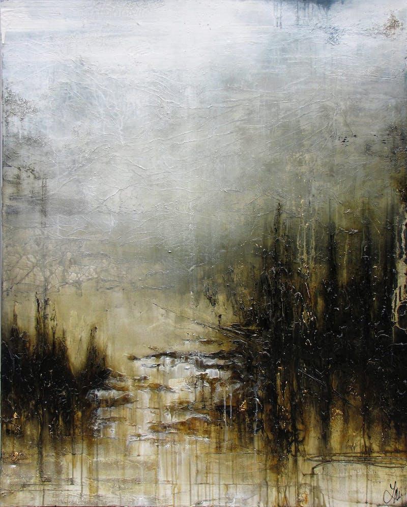 Drenched in Stillness Image 1
