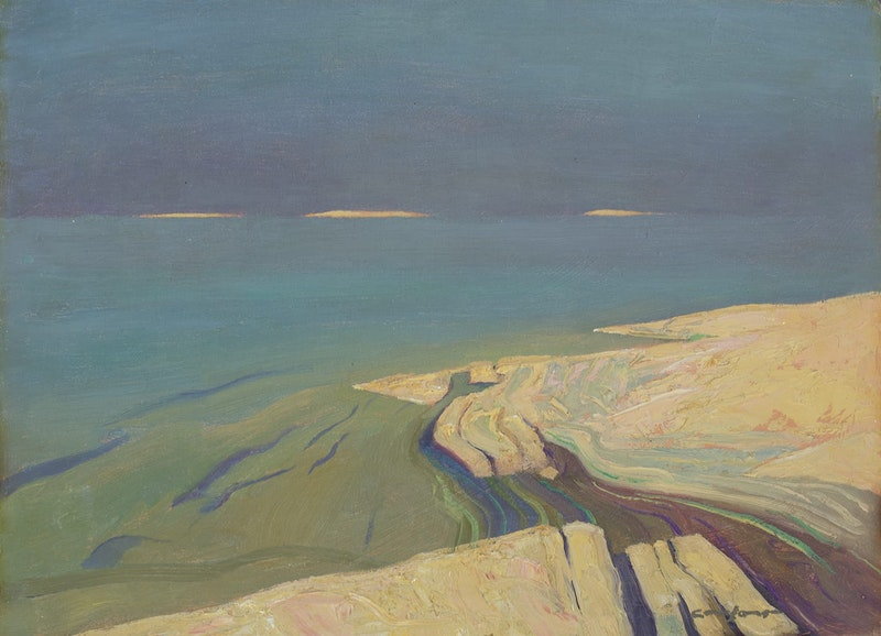 Edge of the World, Georgian Bay Image 1
