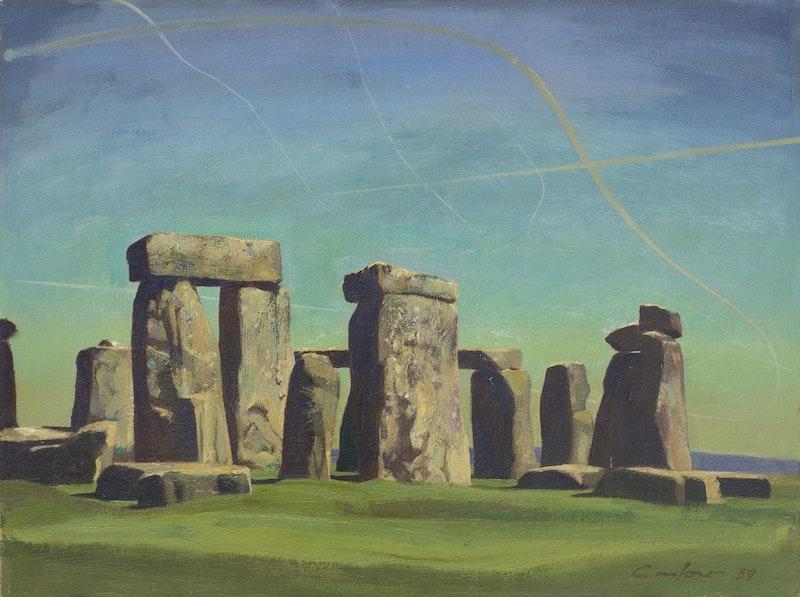 Stonehenge No.1