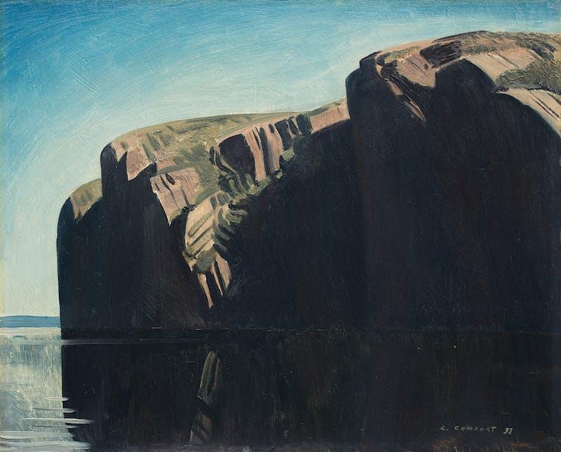 Northern Rocks IV (Bon Echo)