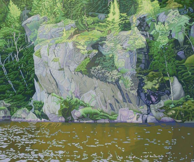 Eaglenest Lake Shoreline Image 1