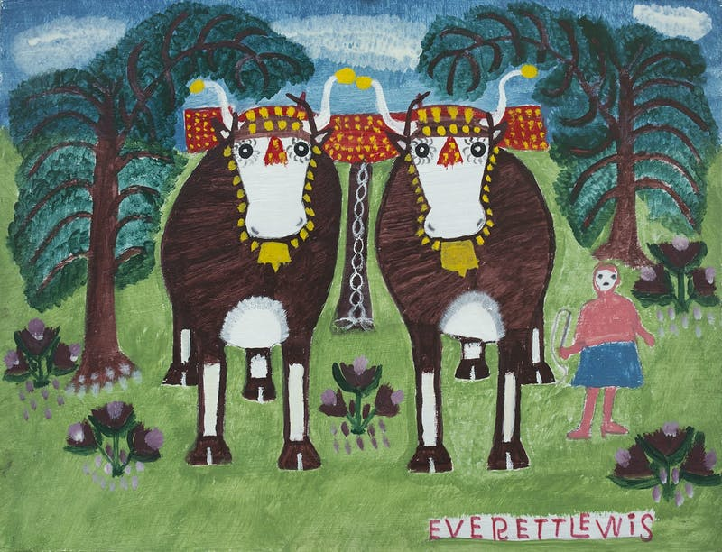Spring Oxen Image 1