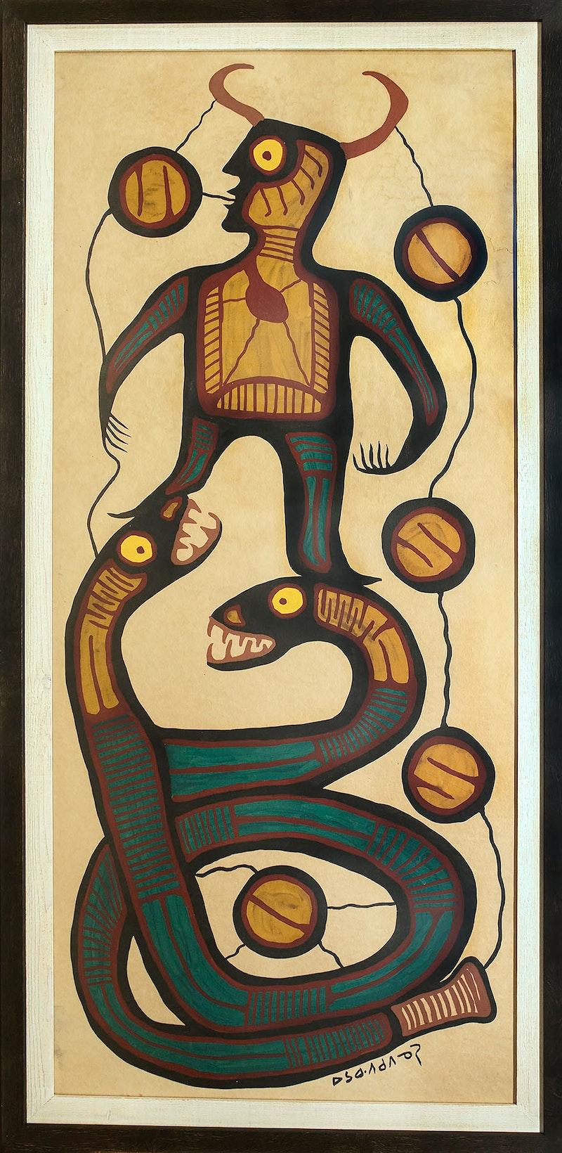 Shaman and Serpents Image 1