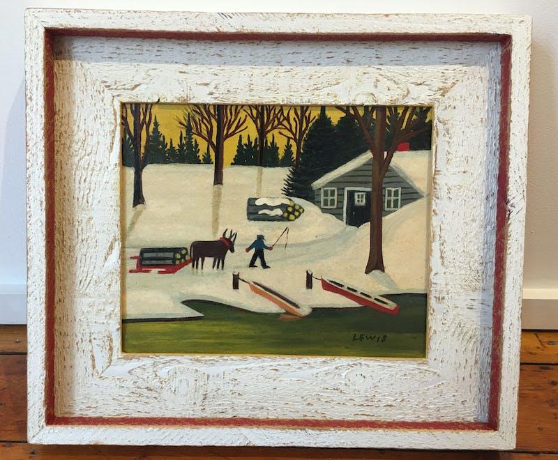 Winter Cabin Image 3