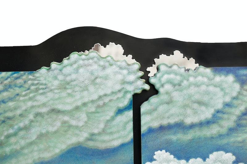 Big Pond (Triptych) Image 6