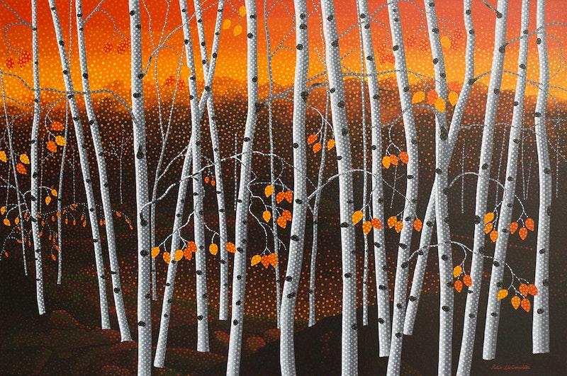 Fall Sunset Image 1