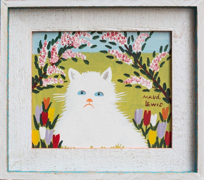 White Cat Image 1