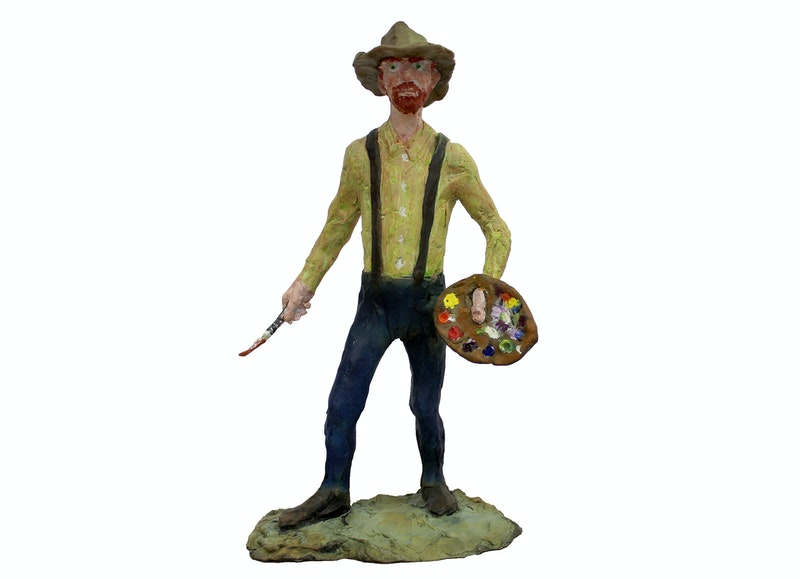 The Sower Maquette 1/7 Image 2
