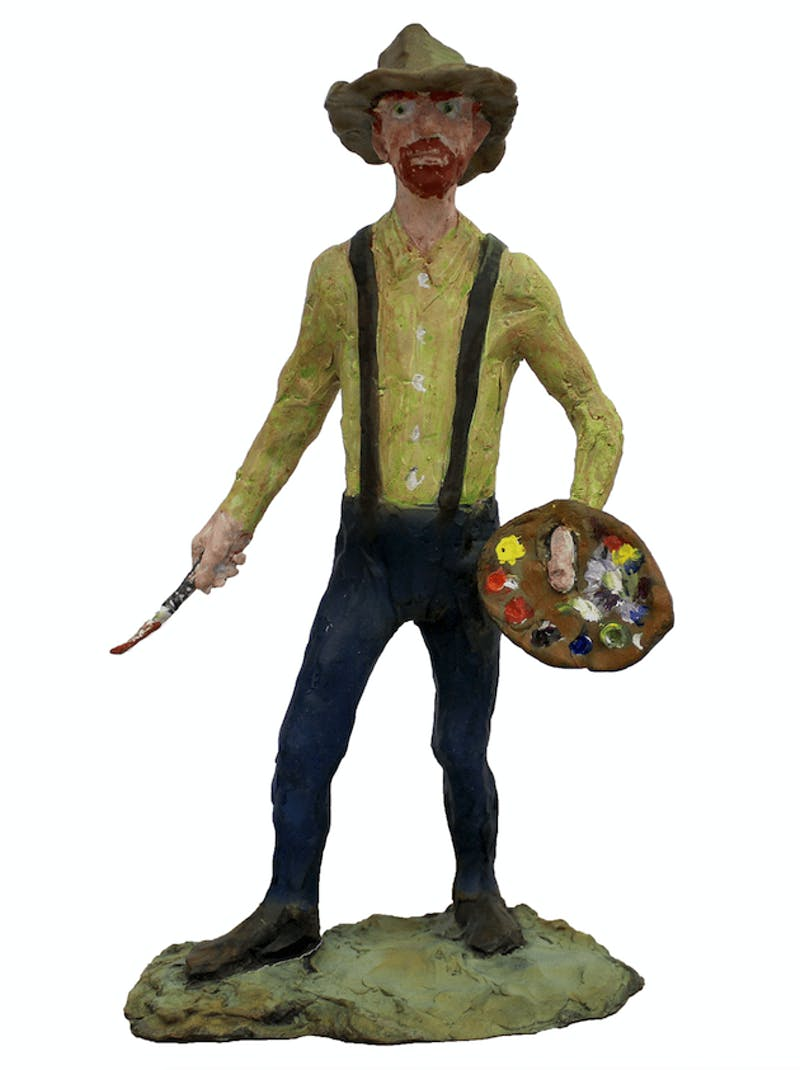 The Sower Maquette 1/7 Image 1