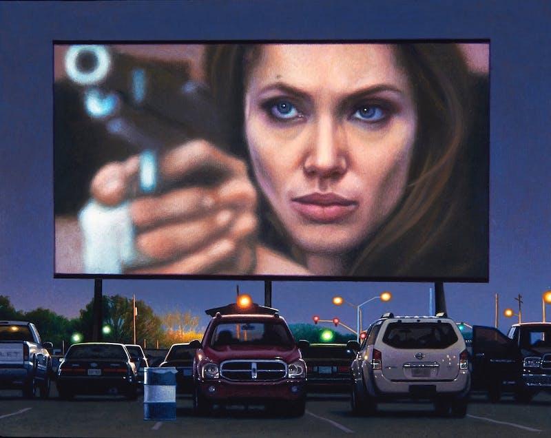 Angie Get Your Gun