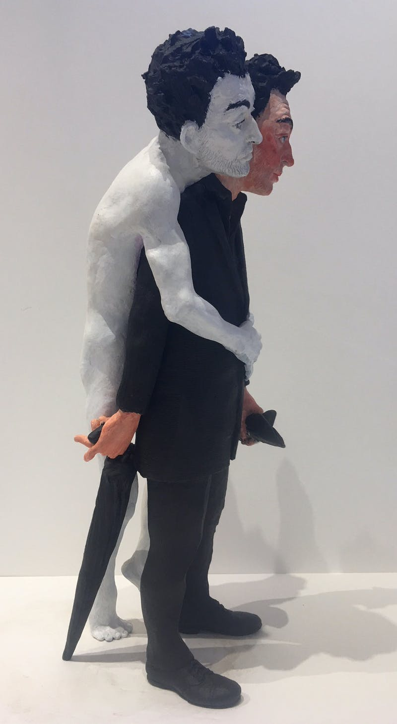 Egon & His Muse 3/3 Image 2