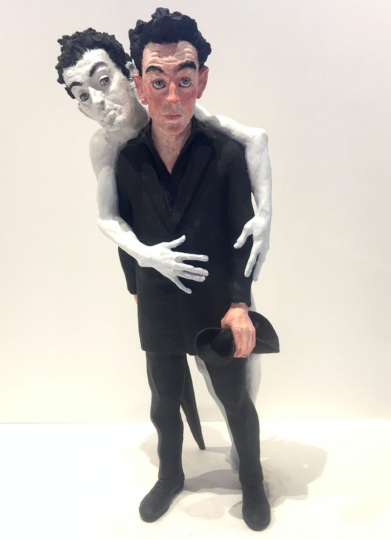 Egon & His Muse 3/3