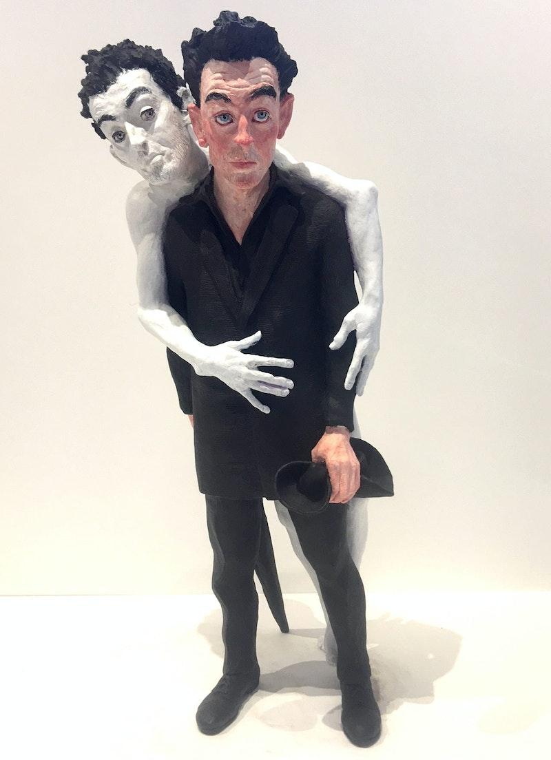 Egon & His Muse 3/3 Image 1