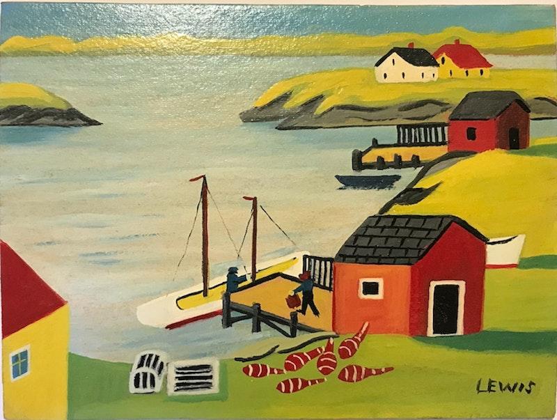 Harbour Scene Image 1