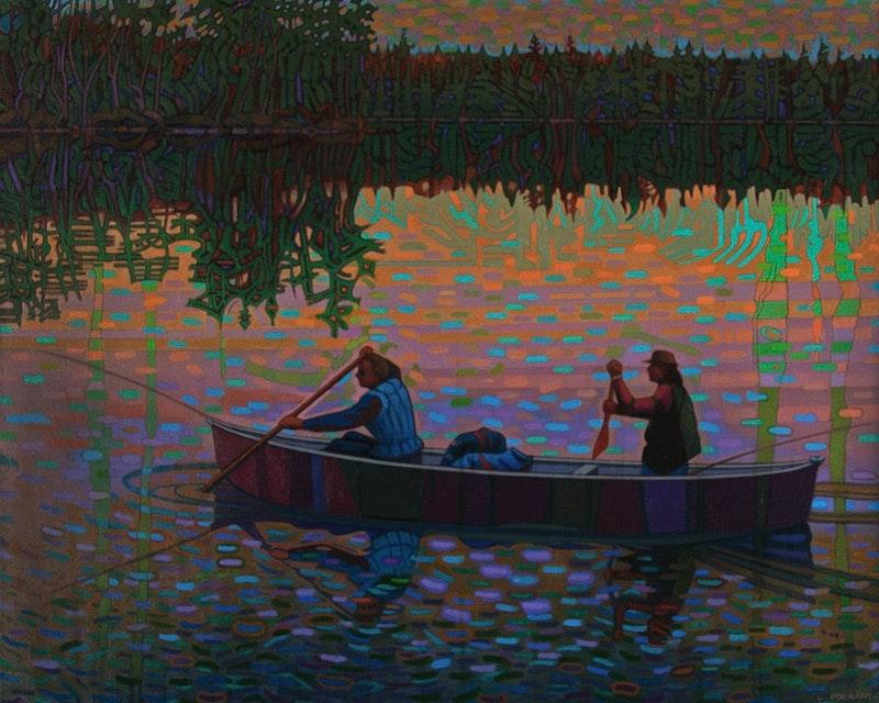 Mystic Lake Image 2