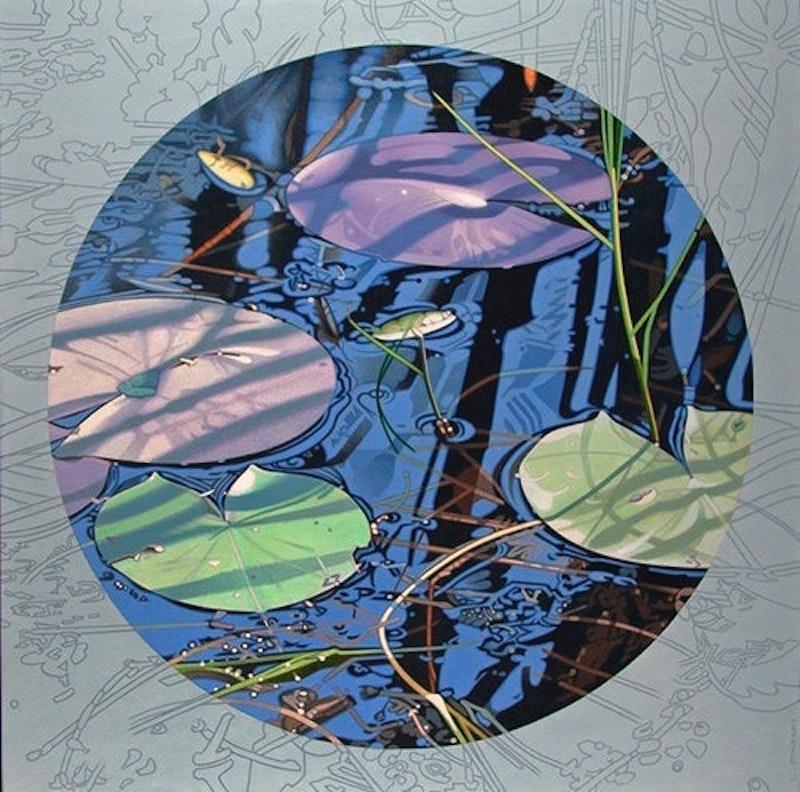 Lily Mandala Image 1
