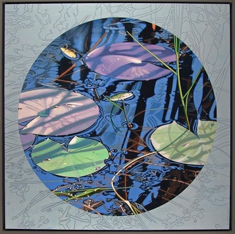 Lily Mandala Image 2