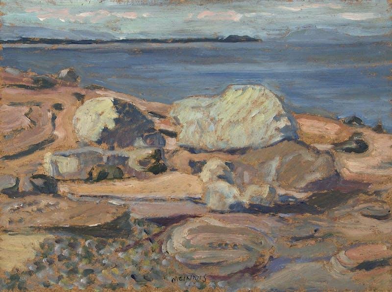 Low Tide, Seabreeze Rocks, Hornby Island