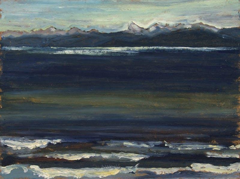 Waves & Distance, Hornby Island