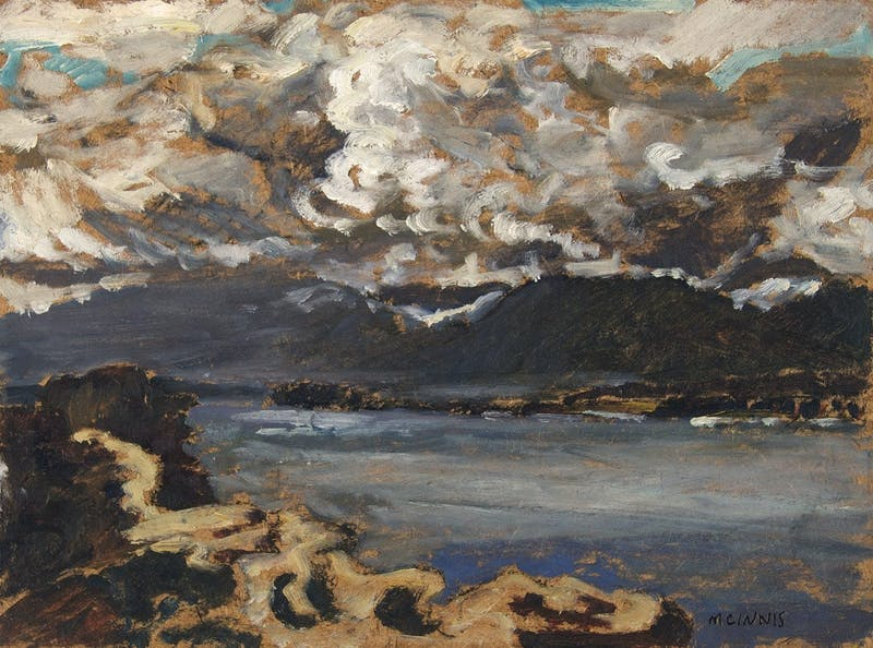 Rough Weather, Hornby Island